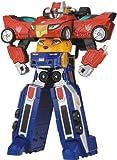 Bandai - Figurine Power Rangers RPM High Octane Megazord