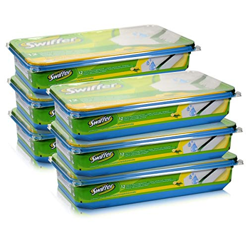 3x Swiffer Wet Wischtuecher 24er (3er Set)