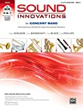 Sound Innovations for Concert Band, Bk 2: A Revolutionary Method for Early-Intermediate Musicians (E-flat Alto Saxophone), Book & Online Media