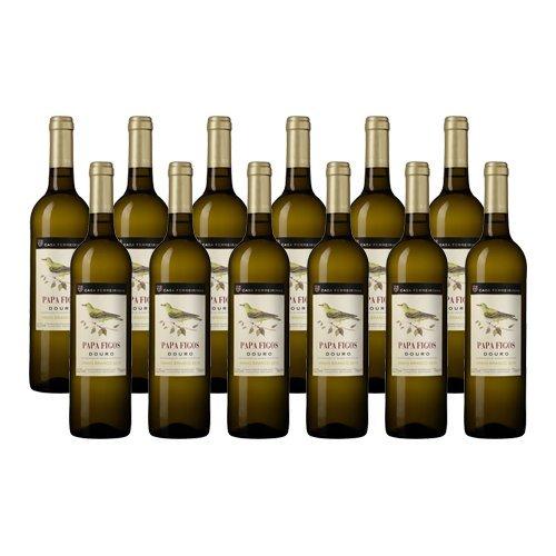 Papa Figos - Vino Blanco - 12 Botellas