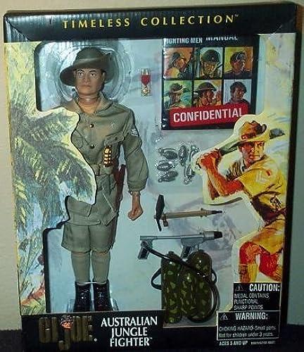 GI Joe Australian Jungle Fighter 12Action Figure by G. I. Joe