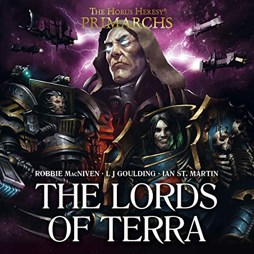The Lords of Terra audiobook cover art