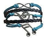Music Bracelet - Music Jewelry - Music Gift -...