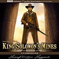 King Solomon's Mines audio book