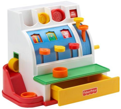 Fisher-Price Fisher-Price 72044 Registrierkasse Spielkasse mit Bild