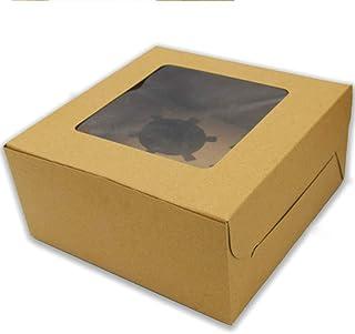 Amazon.es: Cajas para tartas: Hogar y cocina