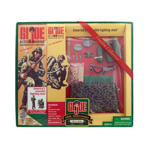 "GI Joe 40th Anniversary Edition: Action Marine 12"" Figure"