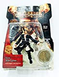 Zizzle Pirates of the Caribbean Dead Mans Chest 3 3/4 Inch Action Figure Series 3 Heroic Will Turner