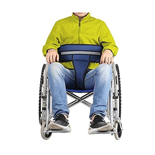 Wheelchair Seat Belt Wheelchair Accessories Safety Belt for Elderly Wheelchair Belt Restraint Chest Harness Adjustable Strap Patients Cares Elderly Safety