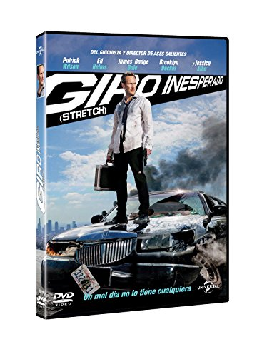 Giro Inesperado (Stretch) [DVD]