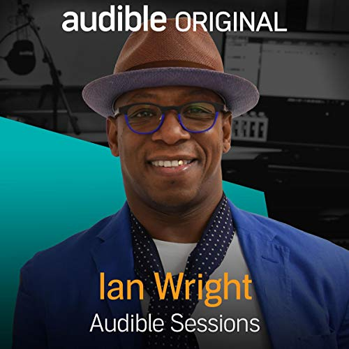 Ian Wright audiobook cover art
