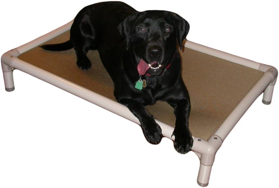 Kuranda Dog Bed - Chewproof Design Almond Outdoor Indoor Now Outstanding on sale PVC