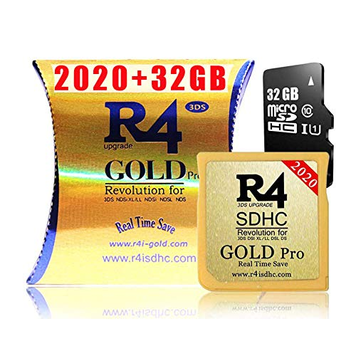 HEYIHUI 2020 Gold- und USB-Adapter mit 32 GB Micro SD
