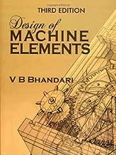 Design Of Machine Elements, 3/e by Bhandari (2010-12-26)