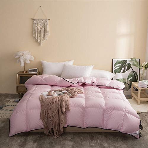 CHOU DAN revital daunendecke daunendichtem Baumwollgewebe Ganzjahressteppbett Kassettendecke Bettdecke mit