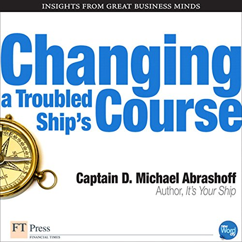 Changing a Troubled Ship's Course cover art