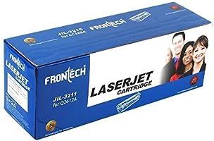 Frontech 12A Toner Cartridge Q2612A for Hp Laserjet Series