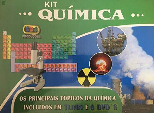 Coleção Kit Química