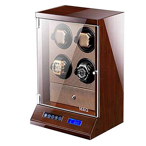 YLJYJ Automatic Watch Winder,Shaker Box Winding Box Transfer Shaker Gift Box Fashion