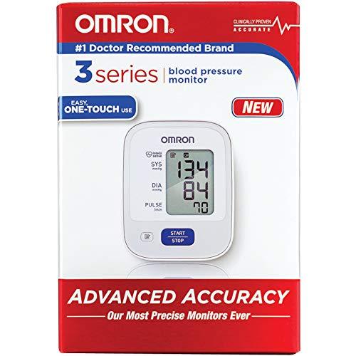 Omron Healthcare BP710N Intellisense 3 Series Upper Arm BP Monitor