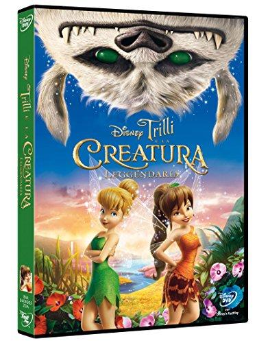 Videosystem 54203 Disney Trilli Creatura Leggendaria DVD