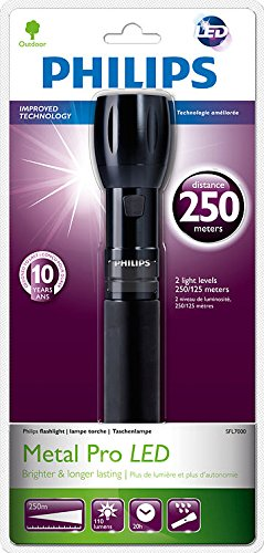 Philips SFL7000 A - Linterna LED profesional