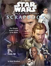 Star Wars Episode II: Attack of the Clones Movie Scrapbook