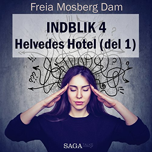 Helvedes Hotel 1 cover art