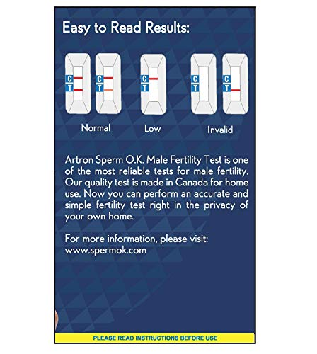 SpermOK-1-Male-Fertility-Test-for-Home-Use-CE-Approved-Easy-Sperm-Check-Device-Indicates-Normal-or-Low-Sperm-Count-Convenient-Accurate-and-Private-Semen-Analysis-for-Men