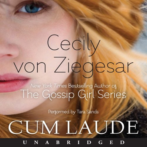Cum Laude audiobook cover art