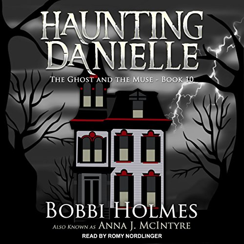 The Ghost and the Muse Audiobook By Bobbi Holmes,                                                                                        Anna J. McIntyre cover art