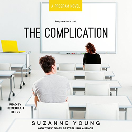 The Complication Audiobook By Suzanne Young cover art