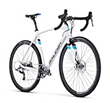 Raleigh Bikes RXC Cyclocross Bike, Grey, 62cm/XX-Large