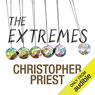 The Extremes audiobook cover art