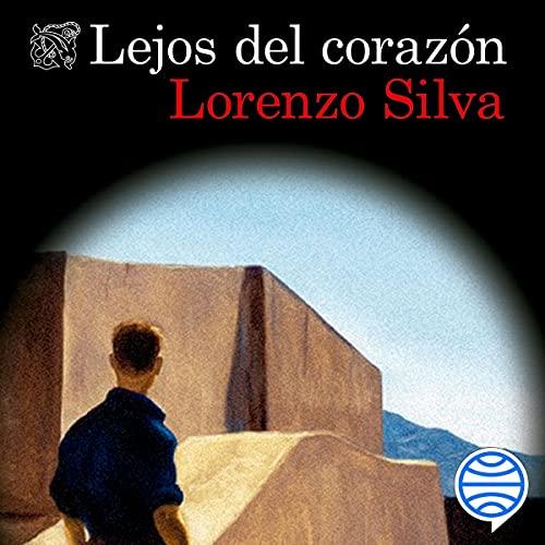 Diseño de la portada del título Lejos del corazón