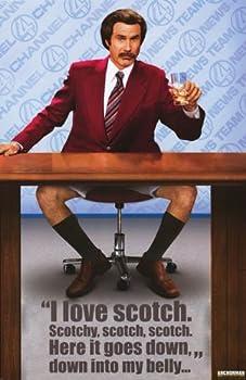 Anchorman - Scotch Movie Poster