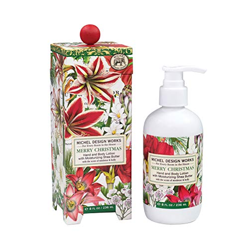 Michel Design Works Lotion, Merry Christmas