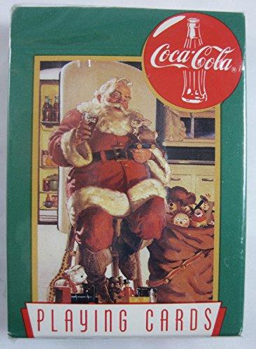 Biglietti di Babbo Natale Coca-Cola, 995 ancora sigillati