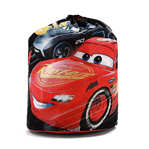 Cars 3 Win Sac de Plage, 40 cm, Rouge (Rojo)