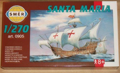 SANTA MARIA 1:270 - MAQUETA DE BARCO