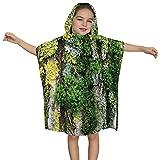 XCNGG South n Textile Peru, Toalla de Playa con Capucha para niños pequeños,...