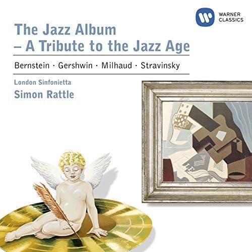 Sir Simon Rattle, London Sinfonietta, John Harle, Peter Donohoe, Jeremy Taylor & Michael Collins