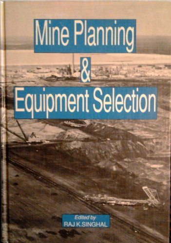 Mine Planning & Equipment Selection