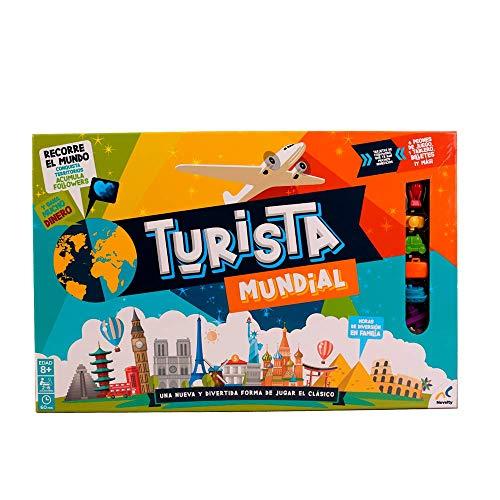 juego turista mundial precio fabricante Novelty Corp
