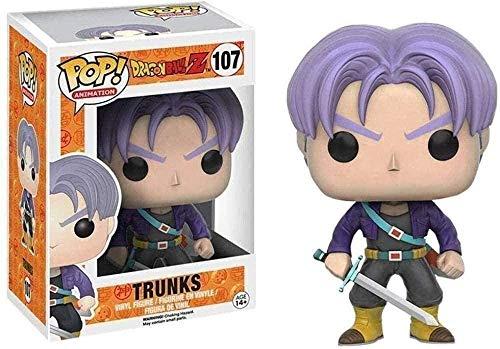 CQ Popular! Anime: Dragon Ball Z Trunks Vinyl Collectibles Anime Series Toys