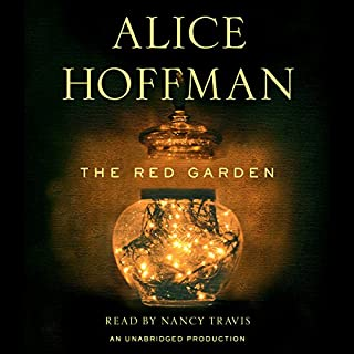The Red Garden audiobook cover art