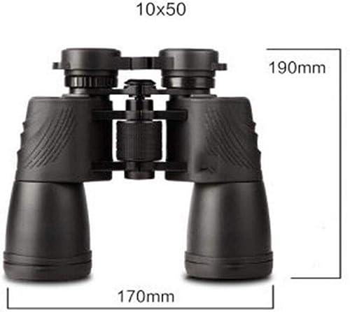 CTO Jumelles Télescope Adulte 10x50 Petit Télescope Portable Jumelles Etanches HD Mini Jumelles Randonnée Observation de la Faune,A,Télescope