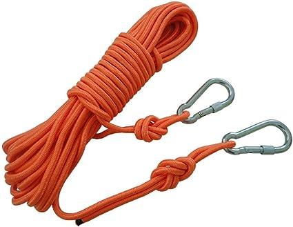 ReedG Cuerdas de Escalada Cuerda de Poca Elasticidad ...