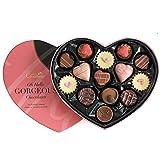 Martins Chocolatier Chocolats de Luxe - Dans une Boîte en Forme de Coeur - Coffret Cadeau de...