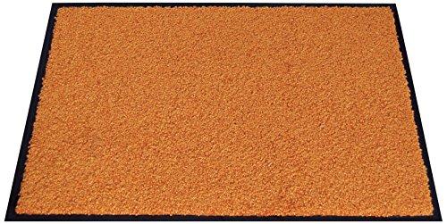 Miltex Felpudo Eazy Care, Naranja, 40 x 60 cm
